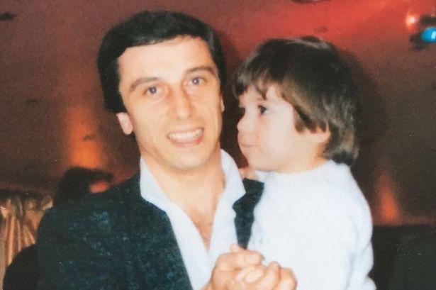 Hamet, ayah Mkhitaryan. Foto: Manchestereveningnews.co.uk