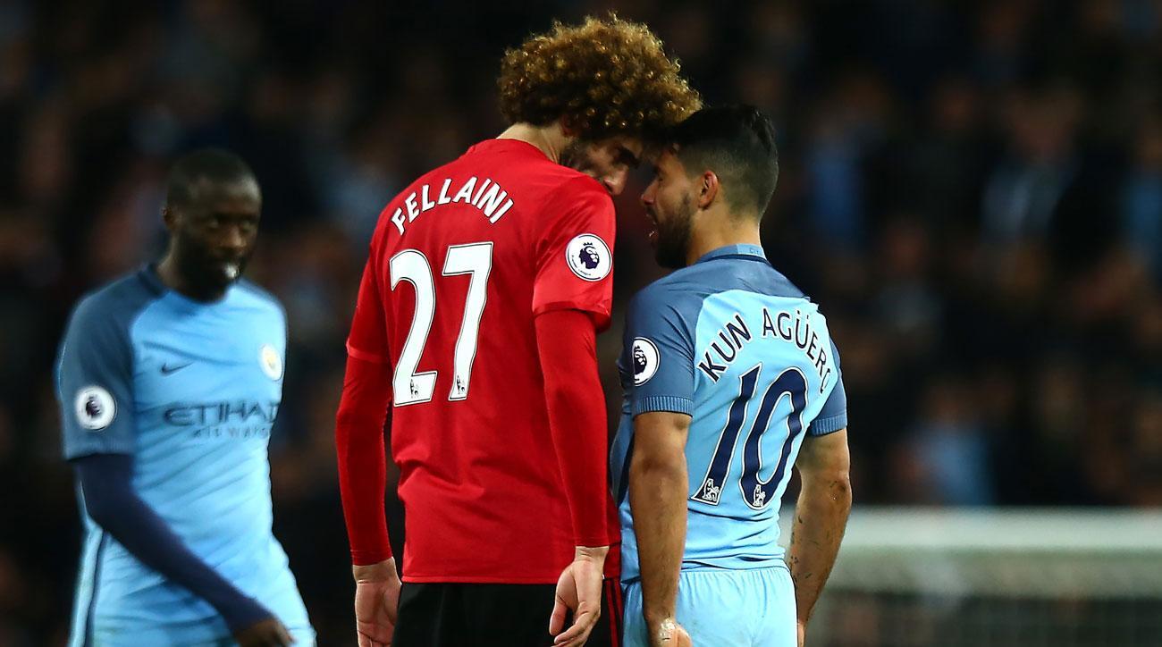 Jose Mourinho Kecam Si Tampan Aguero Berita Manchester United
