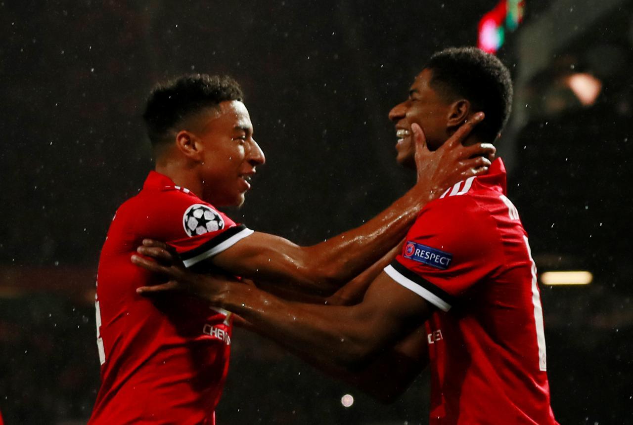 Legenda United Rashford Bisa Seperti Mbappe Dan Dembele