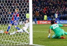 Michael Lang FC Basel