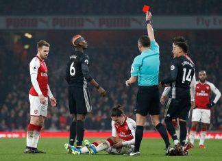Pogba Arsenal