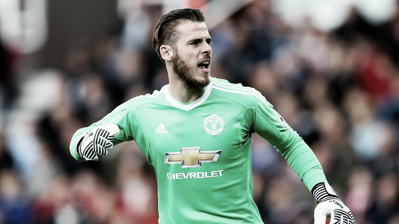 Fakta Menarik Manchester United Dan De Gea Di Team Of The