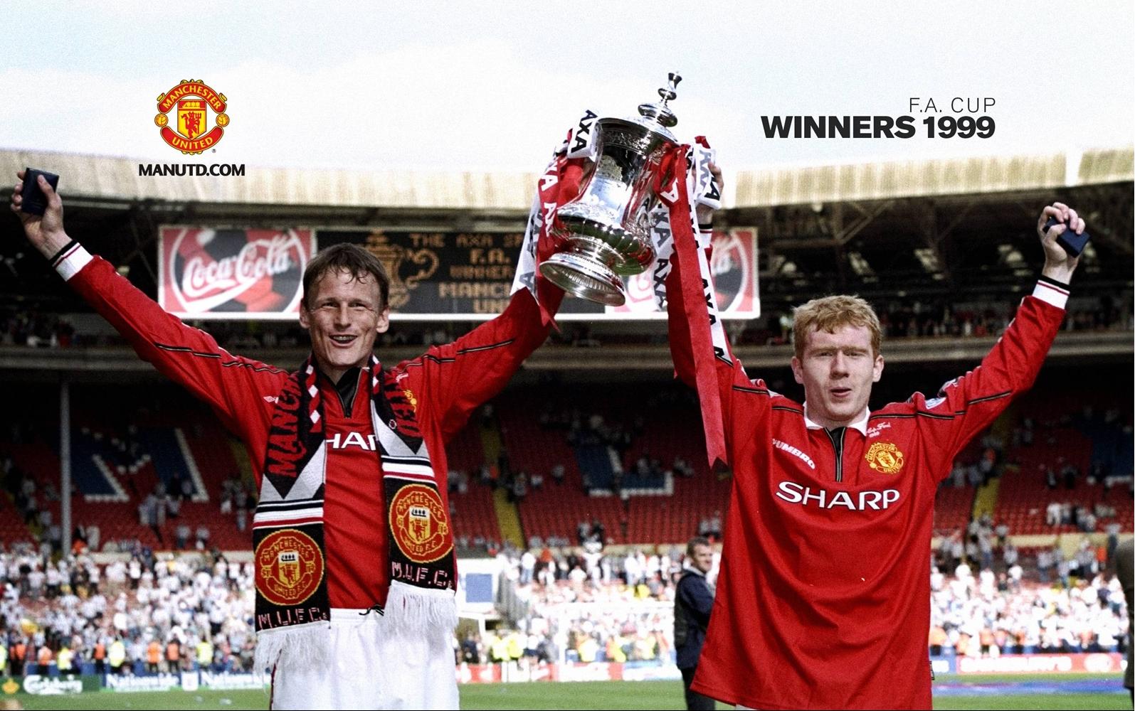 12 Cerita Manis Manchester United Di Final Piala FA 2