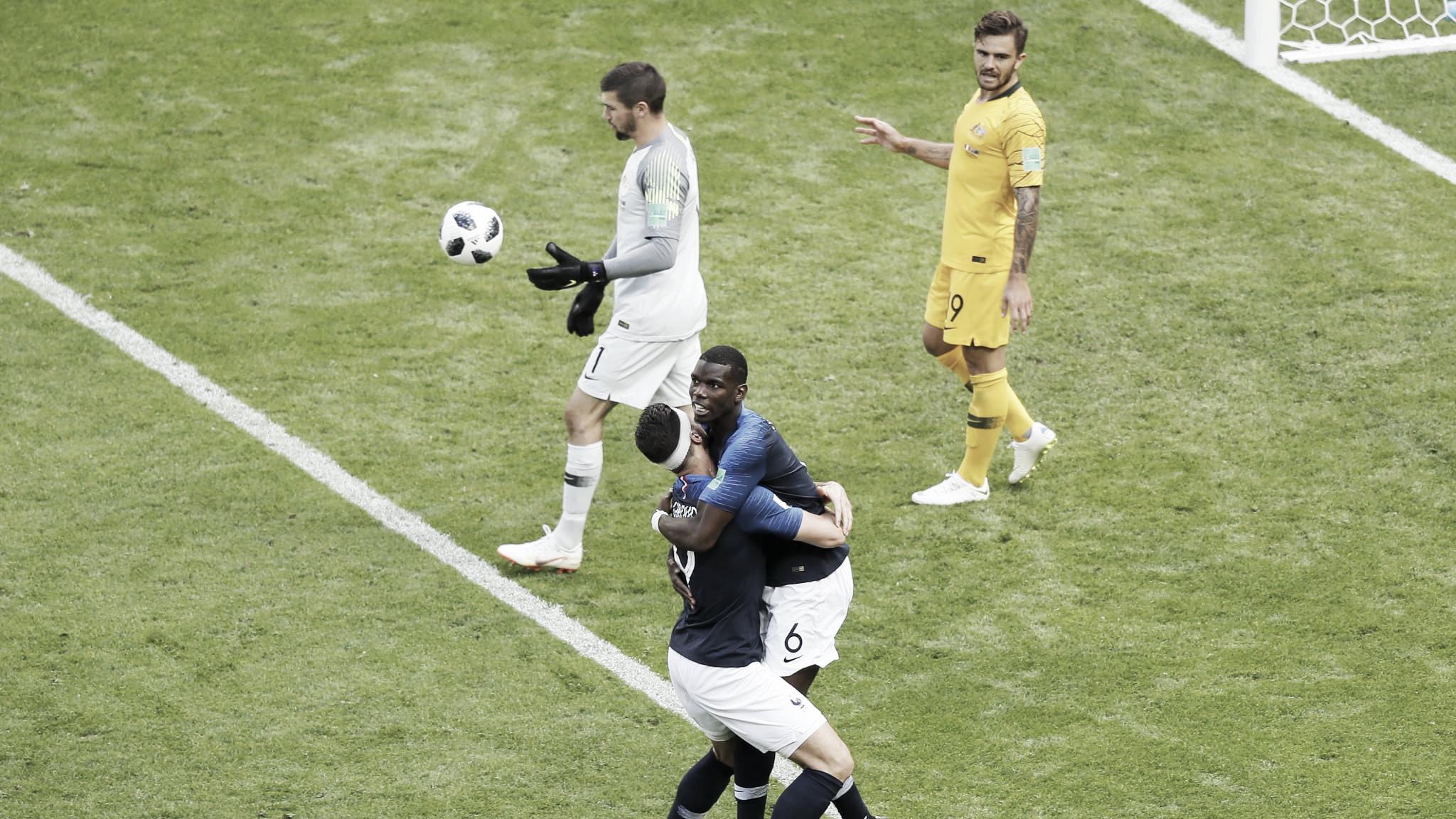 Piala Dunia Ujian Kedewasaan Paul Pogba Berita Manchester