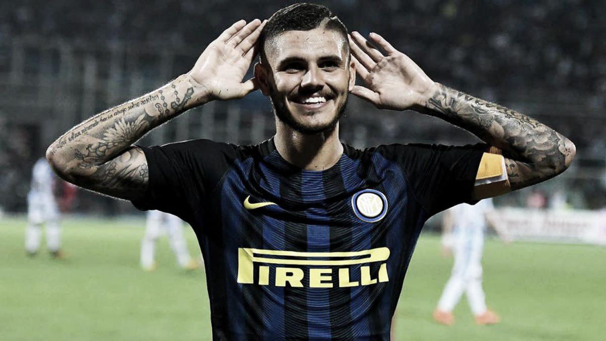 Mauro Icardi Striker Produktif Yang Cocok Untuk MU