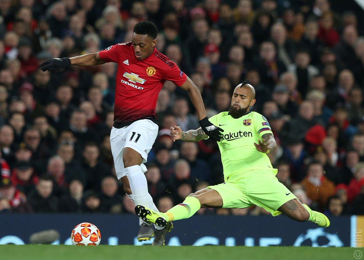 Martial Sebaiknya Pergi Dari Manchester United Berita