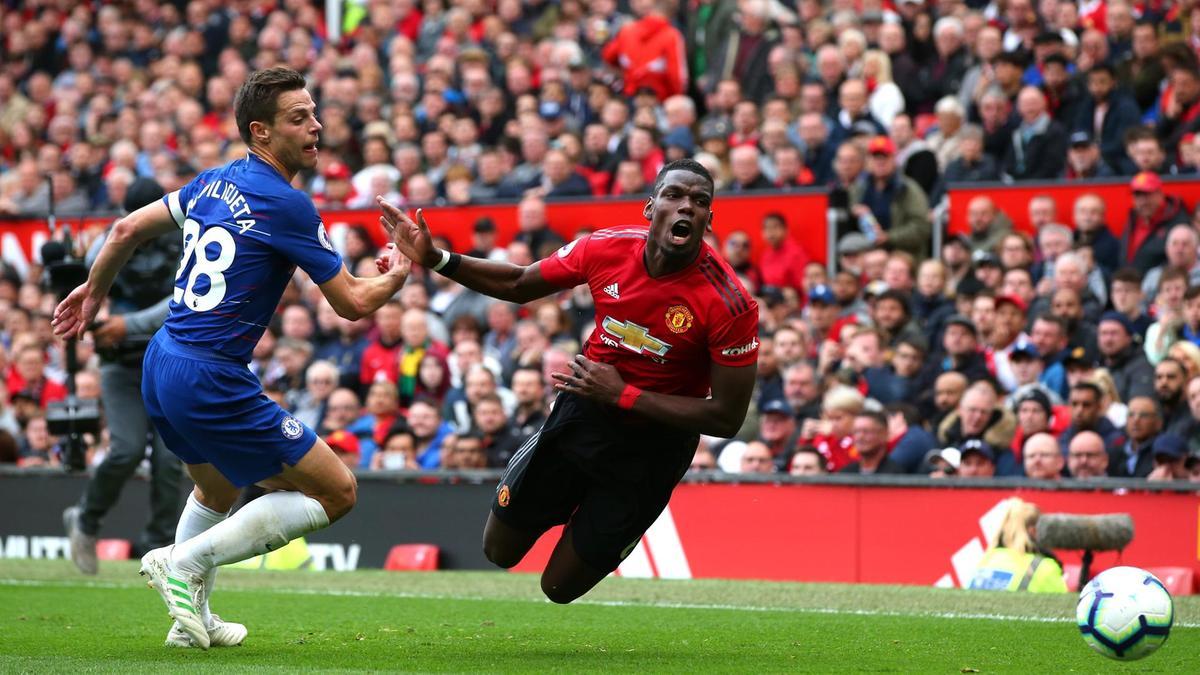 Cedera Paul Pogba Bukan Masalah Besar Bagi Manchester United