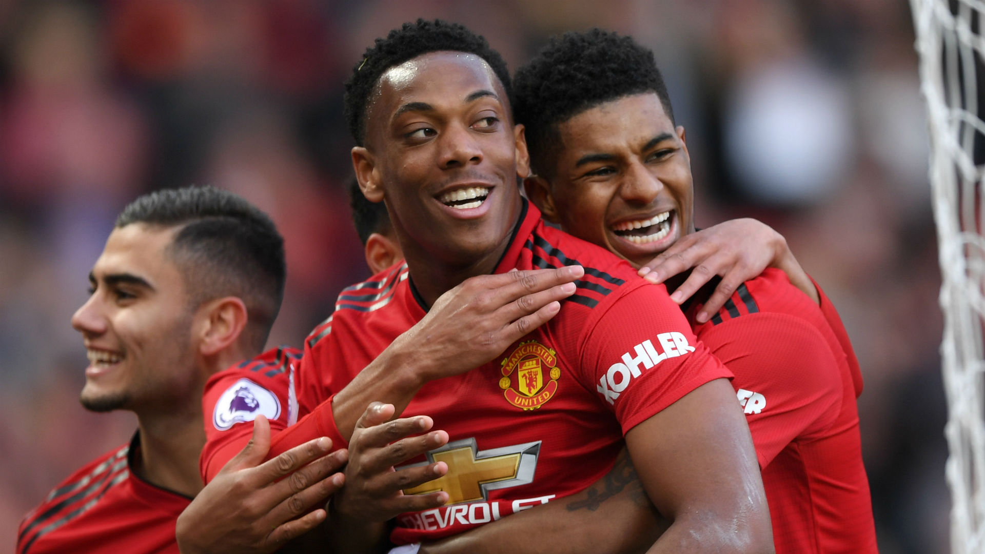 Menanti Daya Ledak Lini Depan Manchester United Berita