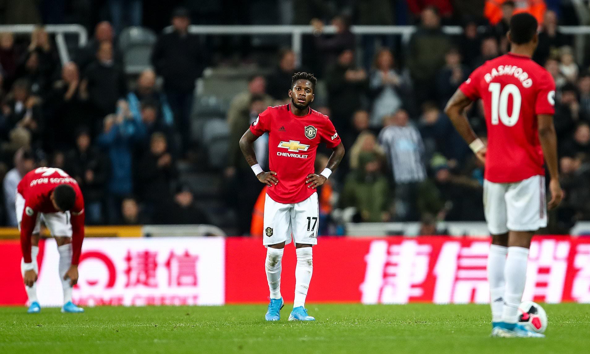 Fred Adalah Pemain Yang Menyedihkan Bagi Manchester United