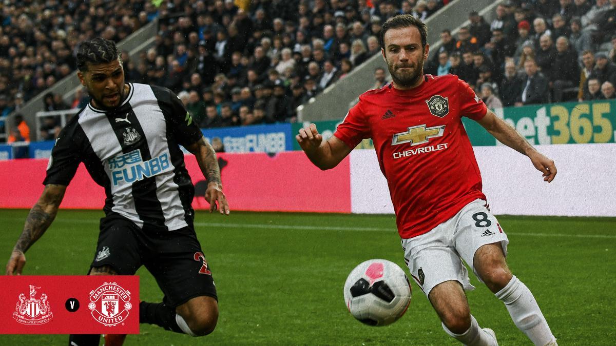 Alasan Manchester United Kalah Dari Newcastle United