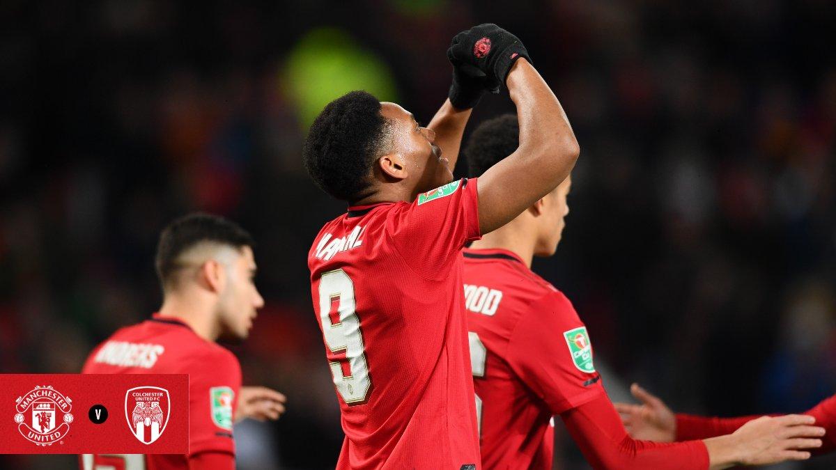 Transformasi Anthony Martial Berita Manchester United