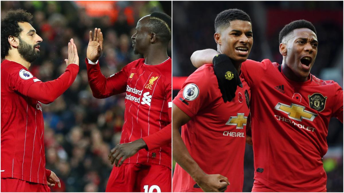 Liverpool Vs Man United Memberi Noda Kedua Berita