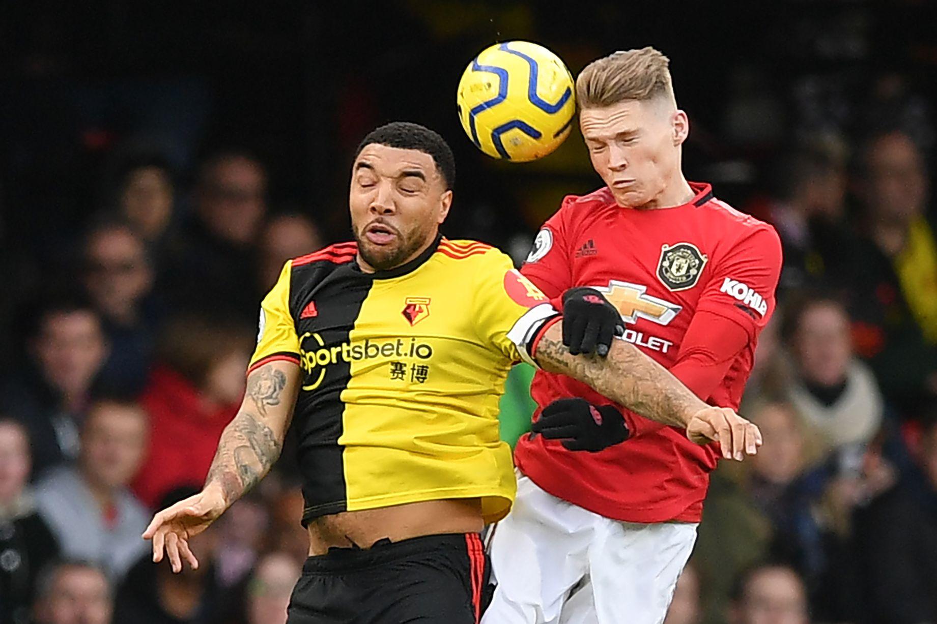 Manchester United Vs Watford Jangan Lagi Antiklimaks