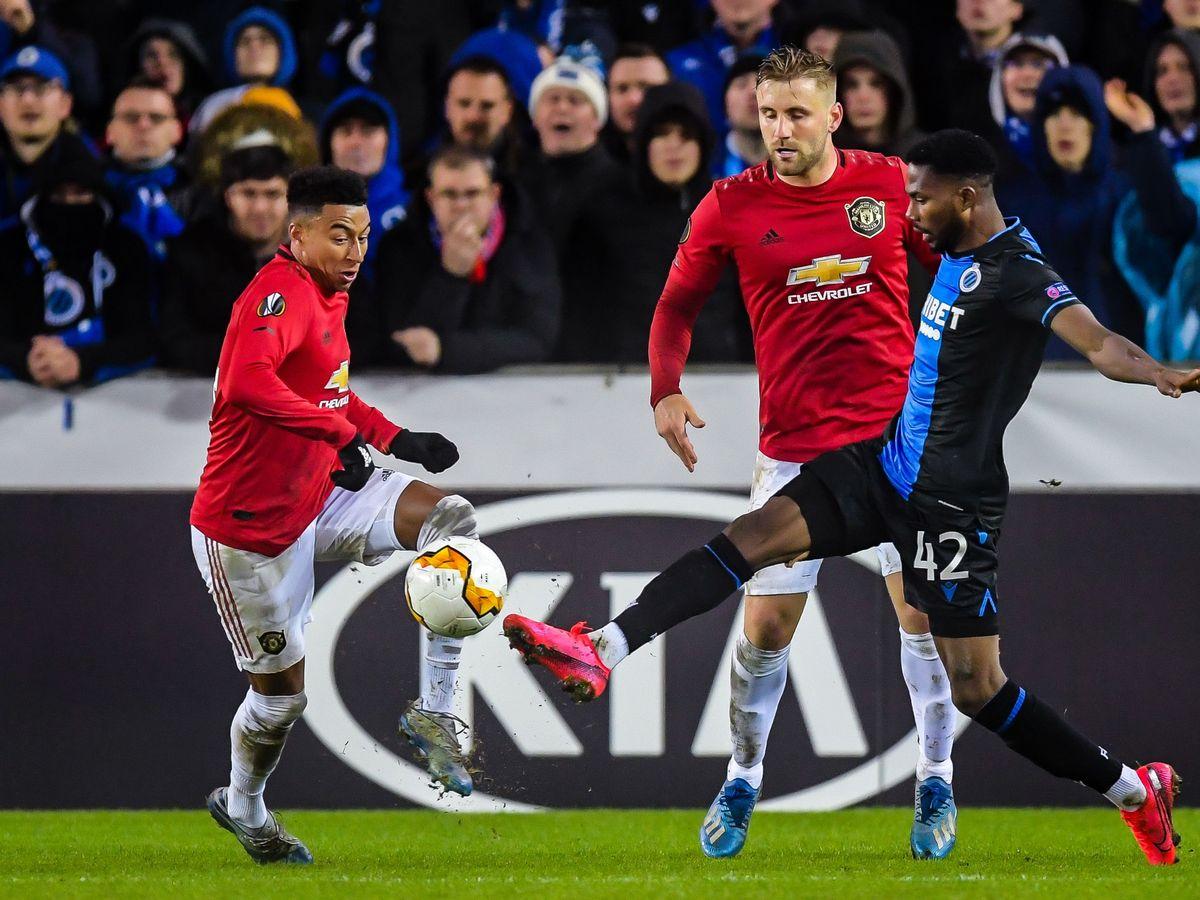 Man United Vs Club Brugge Melanjutkan Kemenangan Berita