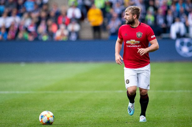 Kembalinya Luke Shaw dan Peran Baru yang Ia Jalani > Berita Manchester  United