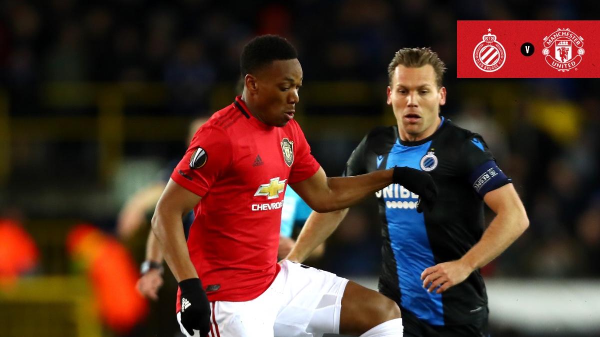 Tiga Hal Menarik Dari Pertandingan Club Brugge Vs Manchester