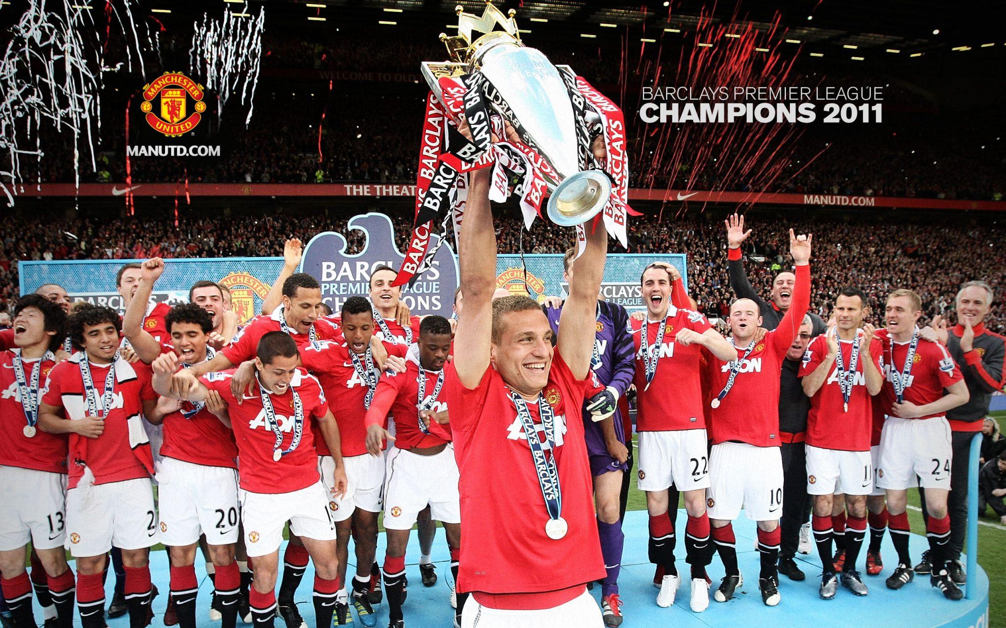 Manchester United Season Review 2010 2011 Berita
