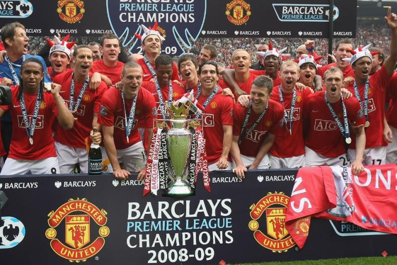 Manchester United Season Review: 2008/2009 > Berita Manchester United